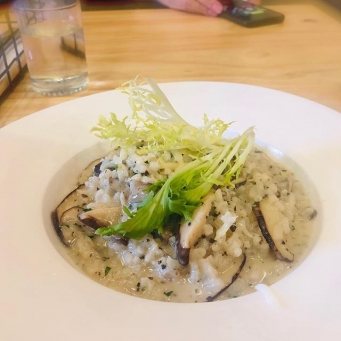 Happy Eating with Dap 之 TAP HOUSE - Risotto